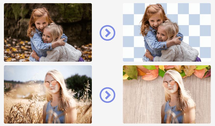 Как сделать прозрачный фон на картинке